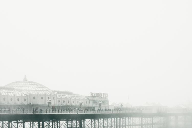 Brighton Ghost Pier
